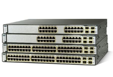 Picture for category Cisco Switches 3750 Series