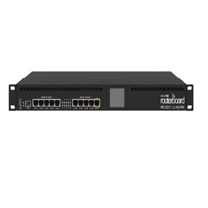 روتر اترنت میکروتیک مدل Mikrotik Ethernet Router RB3011UiAS-RM