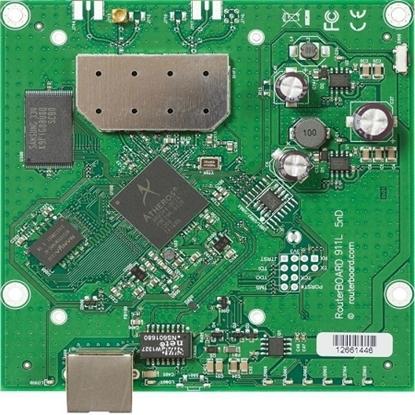 روتربرد میکروتیک مدل Mikrotik RouterBoard 911 Lite5