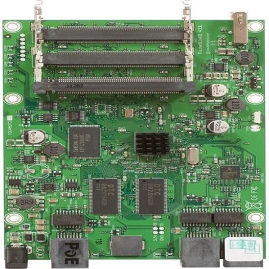 روتربرد میکروتیک مدل Mikrotik RouterBoard RB433UL
