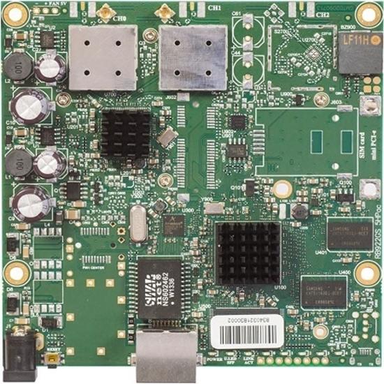 روتربرد میکروتیک مدل Mikrotik RouterBoard RB911G-5HPacD