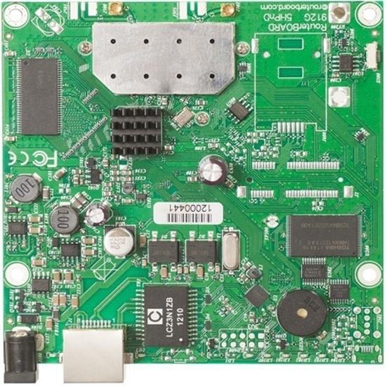 روتربرد میکروتیک مدل Mikrotik RouterBoard RB911G-2HPnD