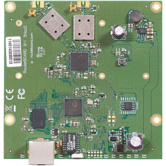 روتربرد میکروتیک مدل Mikrotik RouterBoard 911 Lite5 ac