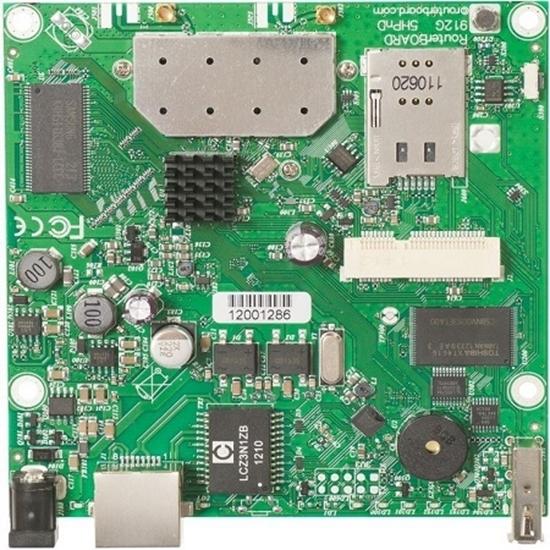 روتربرد میکروتیک مدل Mikrotik RouterBoard RB912UAG-2HPnD