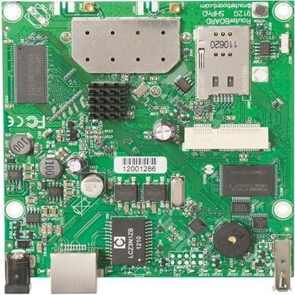 روتربرد میکروتیک مدل Mikrotik RouterBoard RB912UAG-5HPnD