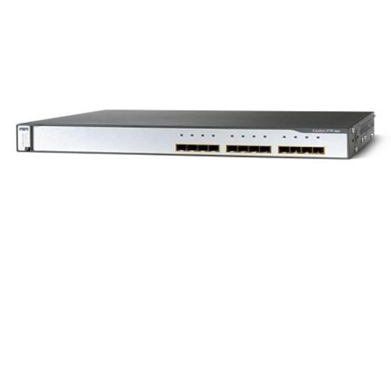 سوئیچ سیسکو مدل Cisco Switch WS-C3750G-12S-S