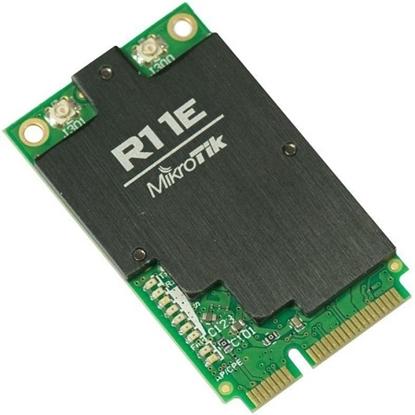 کارت وایرلس miniPCIe میکروتیک مدل Mikrotik miniPCIe Wireless Card ٍR11e-2HnD