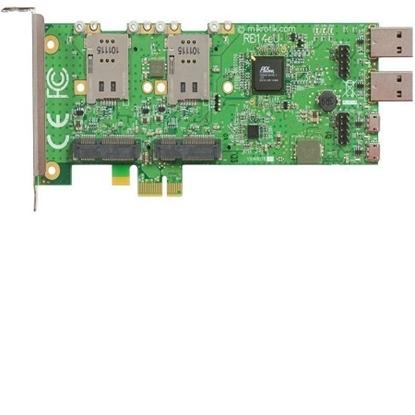 ماژول PCI-e میکروتیک مدل Mikrotik PCLe Module RB14eU