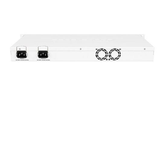 کلاود کر روتر میکروتیک مدل +Mikrotik Cloud Core Router CCR1016-12S-1S