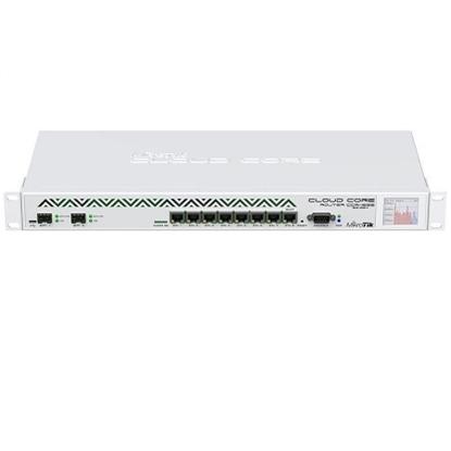 کلاود کر روتر میکروتیک مدل +Mikrotik Cloud Core Router CCR1036-8G-2S