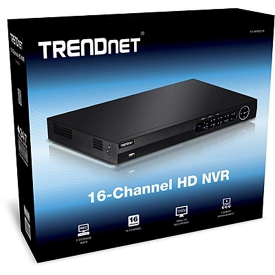 دستگاه ان وی آر ترندنت مدل NVR Trendnet TV-NVR2216