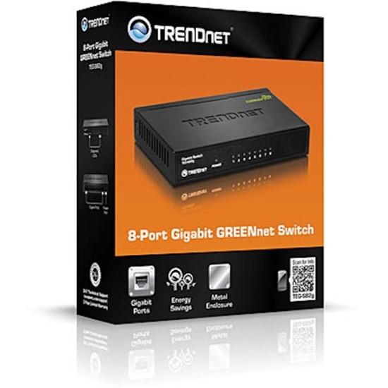 سوئیچ ۸ پورت ترندنت مدل Trendnet TEG-S82G
