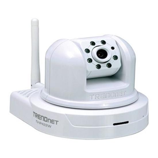 دوربین مداربسته وایرلس ترندنت مدل Trendnet TV-IP422W
