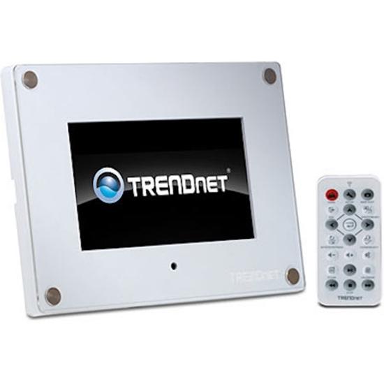 """مانیتور دوربین بی سیم ۷ اینچی """"TRENDnetVIEW 7"""