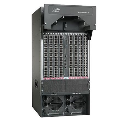 سوئیچ سیسکو WS-C6509-V-E