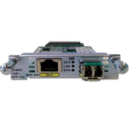 ماژول کارت شبکه سیسکو EHWIC-1GE-SFP-CU