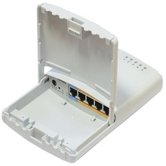 روتر اترنت میکروتیک مدل (Mikrotik Ethernet Router PowerBox (RB750P-PB