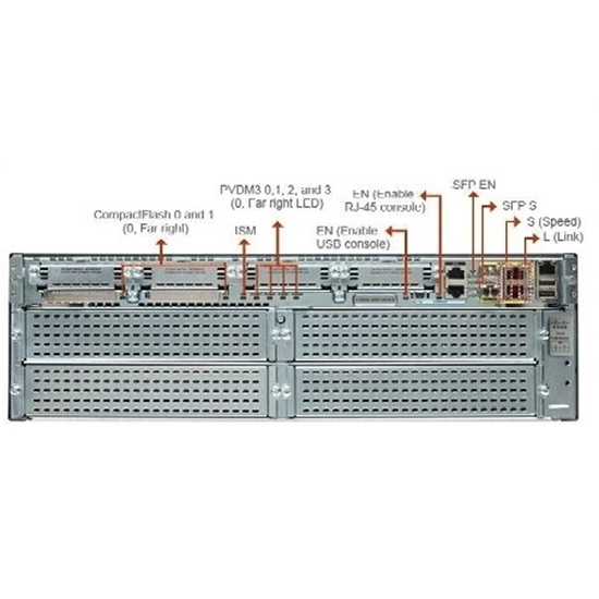 روتر سیسکو مدل Cisco Router 3945/K9