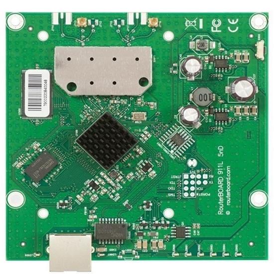 روتربرد میکروتیک مدل Mikrotik RouterBoard 911 Lite5 dual