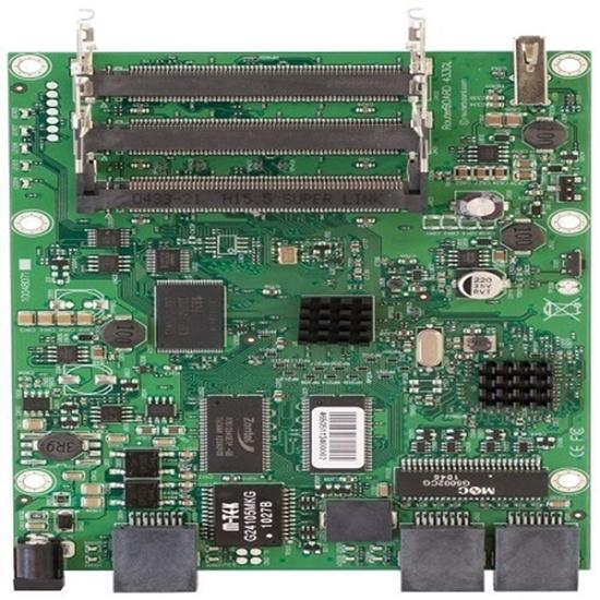 روتربرد میکروتیک مدل Mikrotik RouterBoard RB433GL