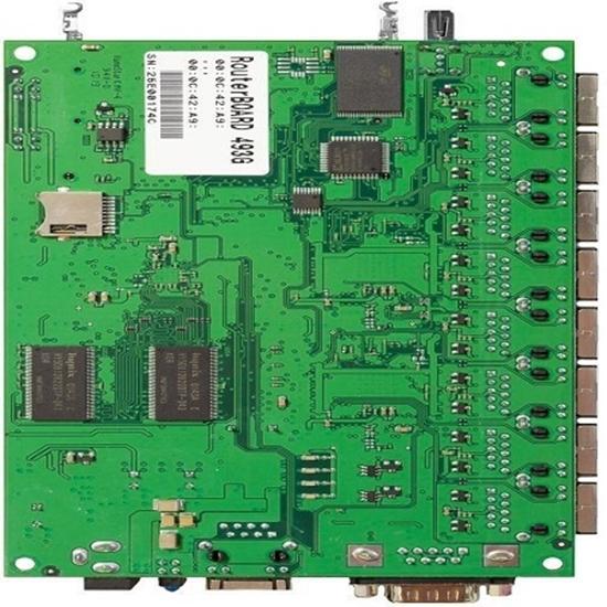 روتربرد میکروتیک مدل Mikrotik RouterBoard RB493G