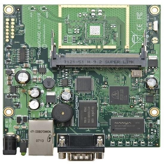 روتربرد میکروتیک مدل Mikrotik RouterBoard RB411AH