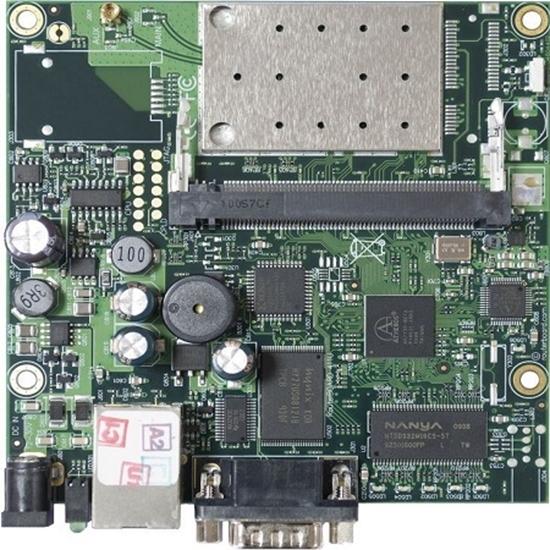 روتربرد میکروتیک مدل Mikrotik RouterBoard RB411AR