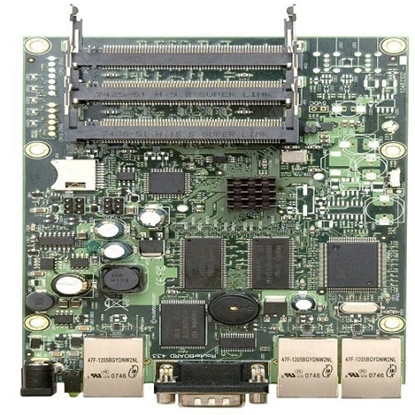 روتربرد میکروتیک مدل Mikrotik RouterBoard RB433AH