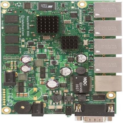 روتربرد میکروتیک مدل Mikrotik RouterBoard RB850Gx2