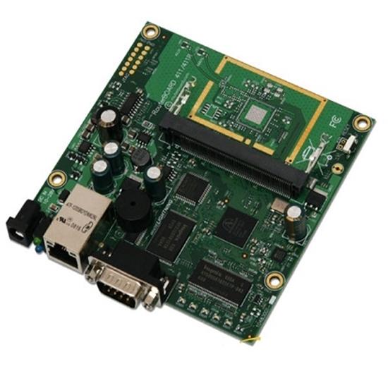 روتربرد میکروتیک مدل Mikrotik RouterBoard RB493AH