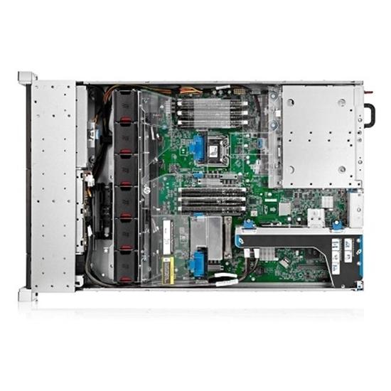 سرور اچ پی سری DL مدل HP Proliant DL360e Gen 8 E5-2430