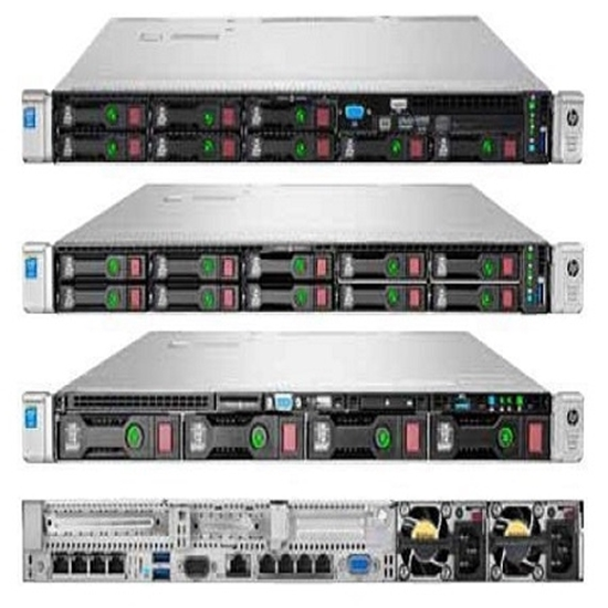 سرور اچ پی پرولینت سری DL مدل HP Proliant DL360 Gen9 E5-2603v3