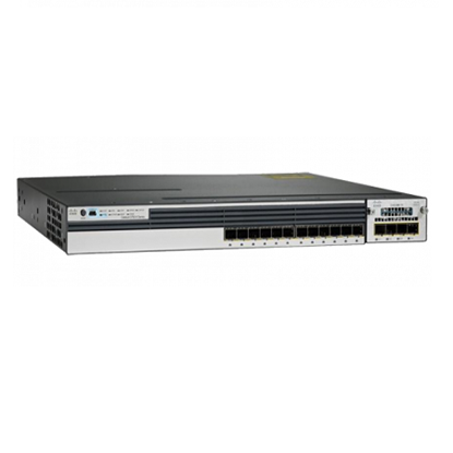 سوئیچ سیسکو مدل Cisco Switch WS-C3750X-12S-S