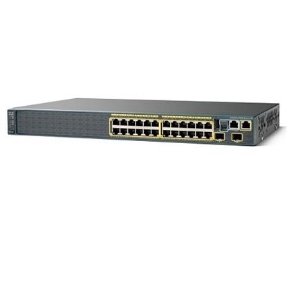 سوئیچ سیسکو مدل Cisco Switch WS-C2960S-24TS-S