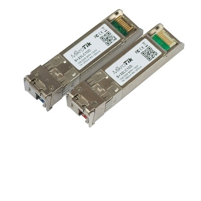 ماژول فیبر نوری میکروتیک مدل Mikrotik Optical Fiber Module S+2332LC10D