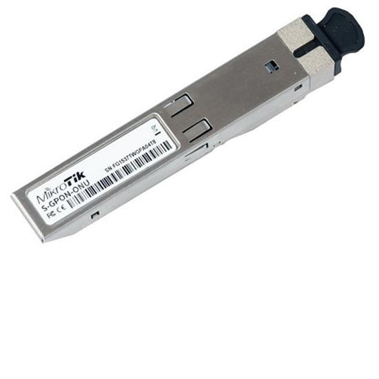ماژول فیبر نوری میکروتیک مدل Mikrotik Optical Fiber ٍGPON ONU