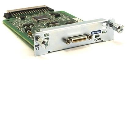 کارت اینترفیس تک پورت سریال سیسکو مدل Cisco 1-Port Serial interface Card HWIC-1T