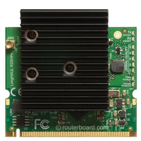 کارت وایرلس miniPCIe میکروتیک مدل Mikrotik miniPCIe Wireless Card ٍR2SHPn