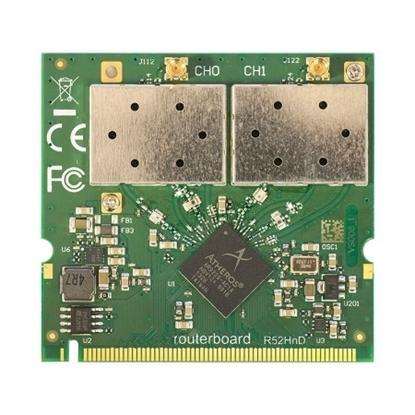 کارت وایرلس میکروتیک مدل Mikrotik Wireless Card ٍR52HnD