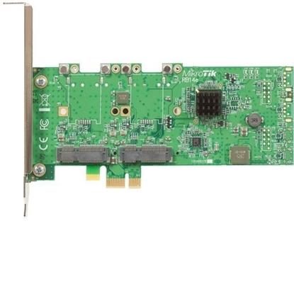 ماژول PCI-e میکروتیک مدل Mikrotik PCLe Module RB14e