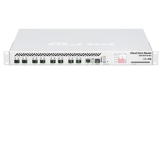 کلاود کر روتر میکروتیک مدل +Mikrotik Cloud Core Router CCR1072-1G-8S