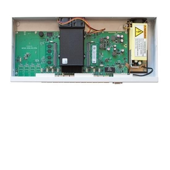 کلاود کر روتر میکروتیک مدل Mikrotik Cloud Core Router CCR1016-12G