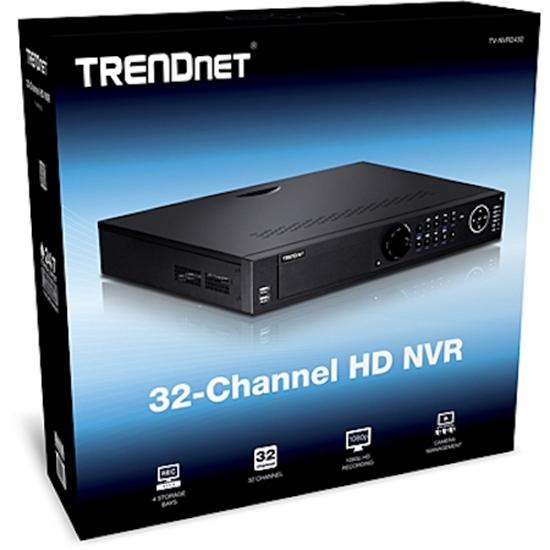 دستگاه ان وی آر ترندنت مدل NVR Trendnet TV-NVR2432