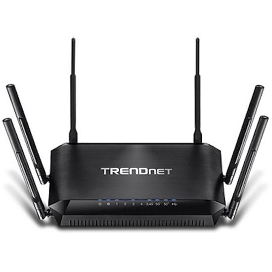 روتر وایرلس ترنزنت مدل Trendnet TEW-828DRU