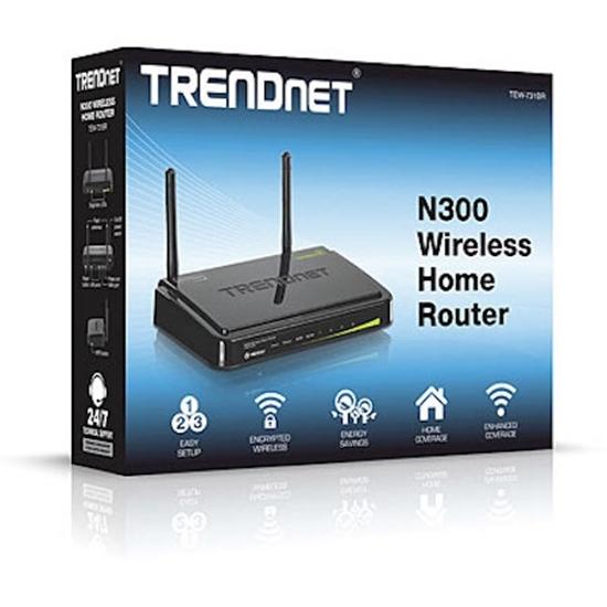 روتر وای فای ترندنت مدل Trendnet TEW-731BR