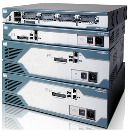 روتر سیسکو مدل Cisco Router 2851