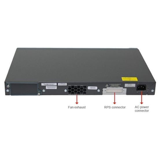 سوئیچ سیسکو مدل Cisco Switch WS-C2960S-24PD-L
