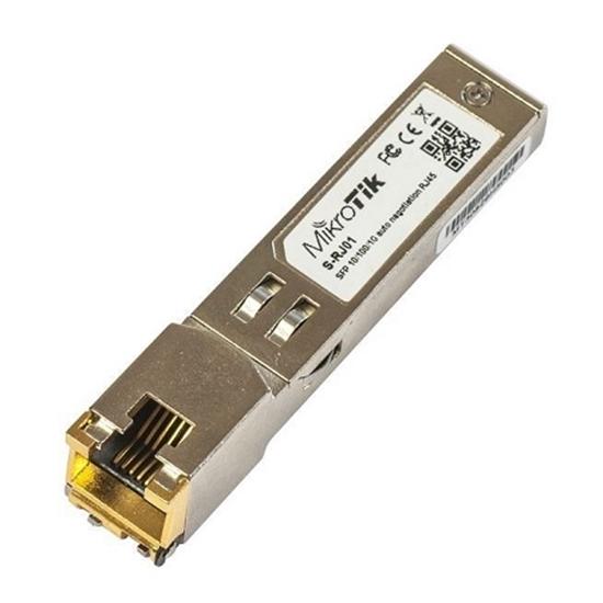 ماژول فیبر نوری میکروتیک مدل Mikrotik Optical Fiber Module S-RJ01