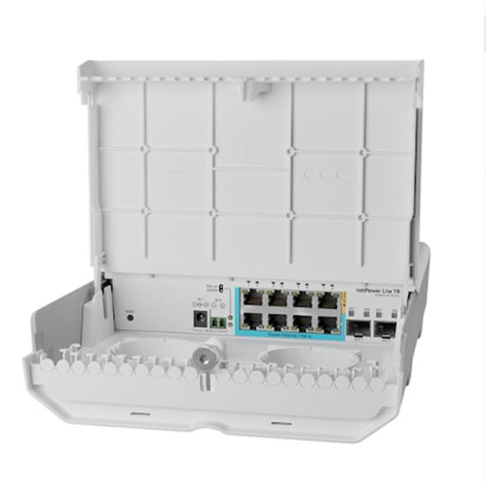 سوئیچ میکروتیک  netPower Lite 7R