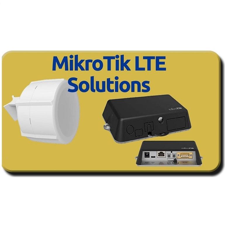 تصویر دسته بندی محصولات LTE میکروتیک